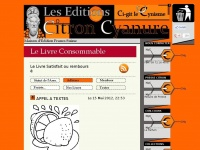 editionscitroncyanure.fr