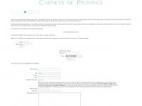 Carnetsdeprovince.free.fr