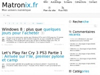 matronix.fr