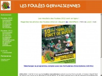 Foulees-gervaisiennes.fr