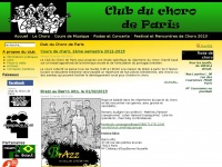 Clubduchorodeparis.free.fr