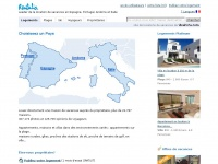 Rentalia - Location de vacances particulier. Maisons et appartements à la mer, campagne ...
