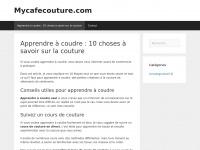mycafecouture.com