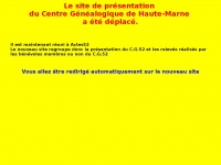 52genealogie.free.fr Thumbnail
