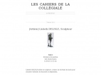 Cahierscollegiale.wordpress.com