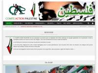 Comiteactionpalestine.org