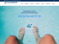 Technisudpiscine.fr