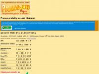 pronos.org