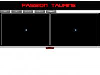 passiontaurine.com
