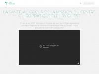 chiropraticienne.com