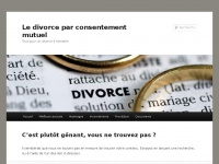 Divorces-par-consentement-mutuel.fr