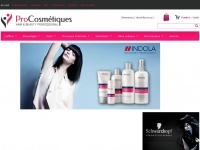 procosmetiques.be