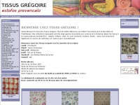 Tissus-gregoire.fr