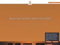 alpha-paris-hotel.com