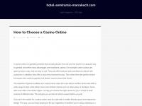 hotel-semiramis-marrakech.com