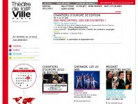 theatredelaville-paris.com