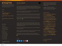 kyozyh.wordpress.com