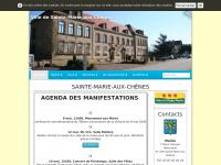 saintemarieauxchenes.fr