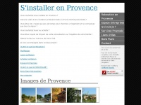Sinstallerenprovence.fr