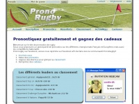pronorugby.fr