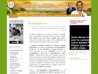 martinefaure.fr