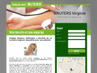 infirmiere-wauters.be