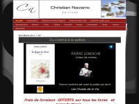 Accueil - Site Officiel - Editions Christian Navarro