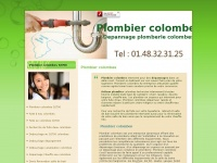 Plombier-92700-colombes.fr