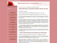 reconstruction-mammaire.fr