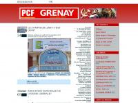 pcf-grenay.fr