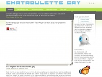 Chatroulette-gay.com