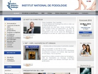 institut-national-podologie.com