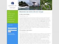 Carnet-de-voyage.org