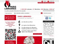parislibrairies.fr