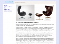 fauteuil-oeuf.com