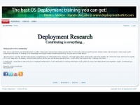 deploymentresearch.com