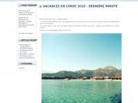 corsetourisme.com