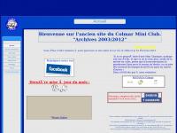 Colmar Mini Club - Accueil