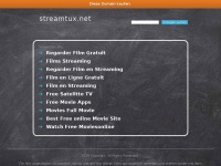 Streamtux.net - Streamtux | Regardez des Films et Series en Streaming Gratuit