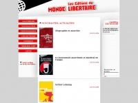 editionsmondelibertaire.org
