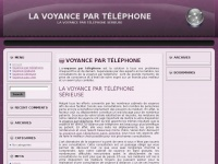 Lavoyancepartelephone.org