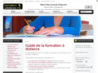 Formationadistance.info