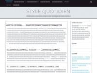 stylequotidien.com