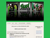 SYNDICAT SUD-AUTOROUTES SECTION APRR - Site Jimdo de syndicat-sudautoroutes!