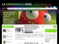 Grenouille Geek | Blog Geek & Fashion !