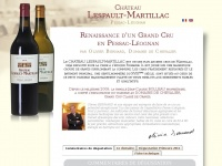 lespault-martillac.com