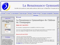 larenaissancegymnastique.fr
