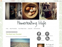 homesteadingwife.com