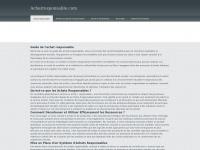 achatresponsable.com