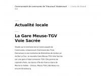 Cc-triaucourt-vaubecourt.fr